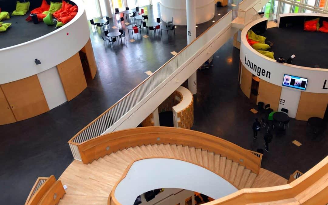 Designing Spaces for Future Focussed Schools