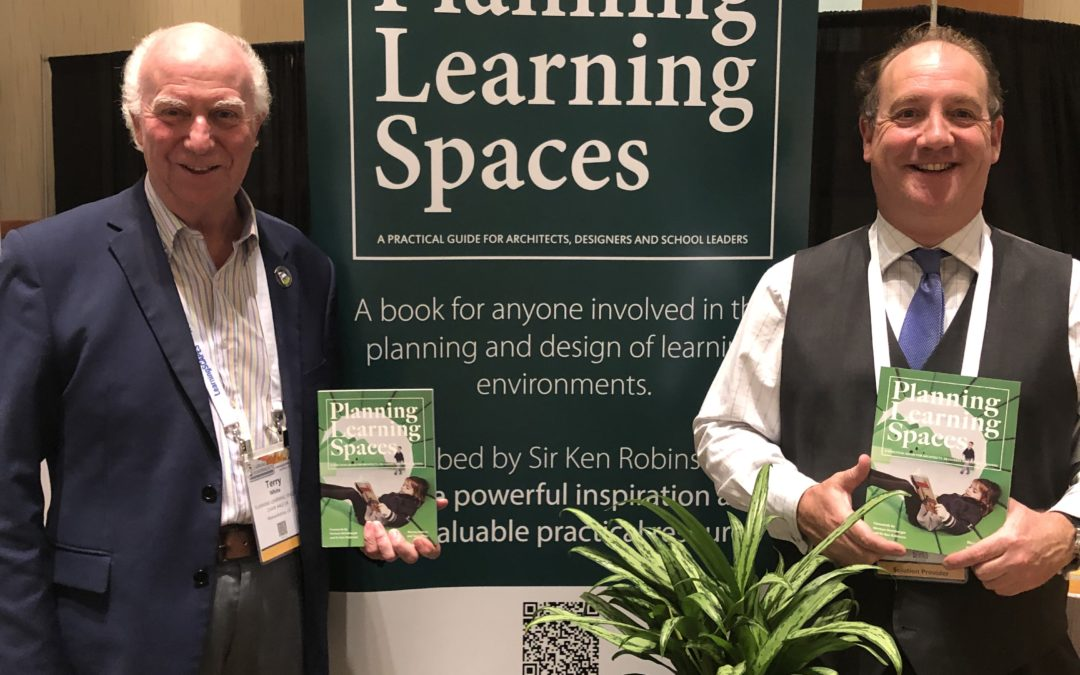 A4LE (Association for the Learning Environment) – USA Book Launch