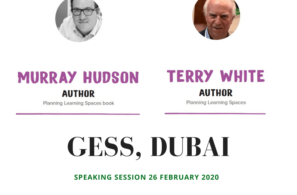 Speaking Session at GESS, Dubai