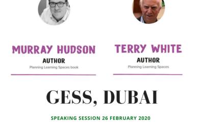 Speaking Session at GESS, Dubai
