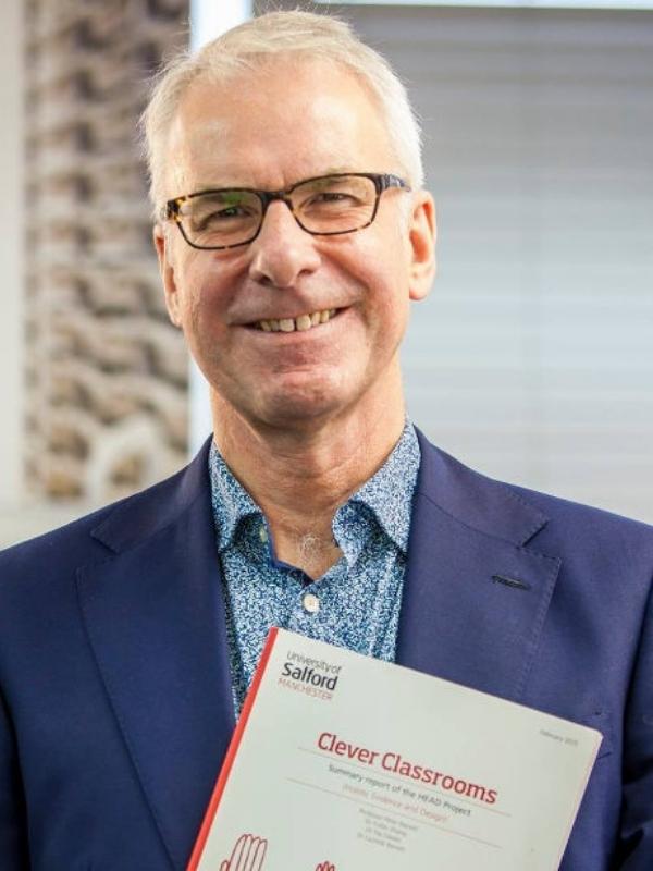 Professor Peter Barrett