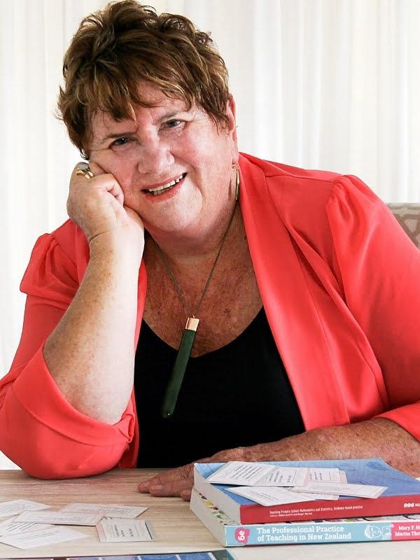 Sandra Jenkins MNZM